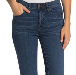 Madewell Roadtripper skinny jeans size 30